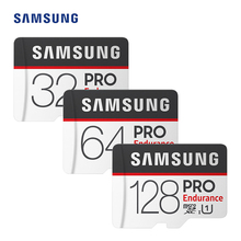 SAMSUNG Micro SD Card PRO Endurance 128GB Memory Card 64GB 32GB SDXC SDHC Class 10 TF Card High speed Flash Card free adapter