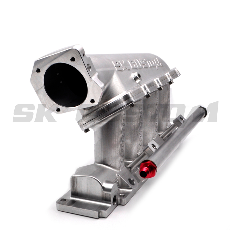 US $1000 0 |75mm Air Intake Maniford For Honda K Series K20 Engine Intake  Manifold with Fuel rail -in Air Intakes from Automobiles & Motorcycles on