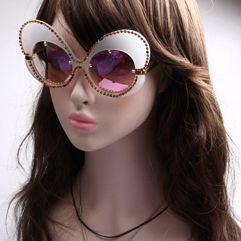 2017 γυαλιά ηλίου γυναίκες σχεδιαστής - Αξεσουάρ ένδυσης - Φωτογραφία 4