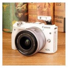 CANON M3 камера белый+ EF-M 15-45 мм IS STM объектив для CANON EOS M3 беззеркальная цифровая камера бренд