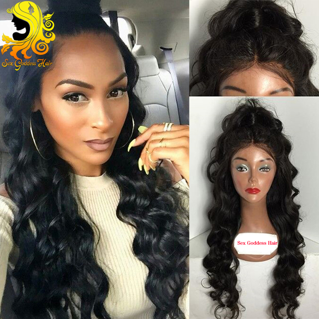 Best Lace Front Human Hair Wigs Indian Body Wave Full Lace Frontal