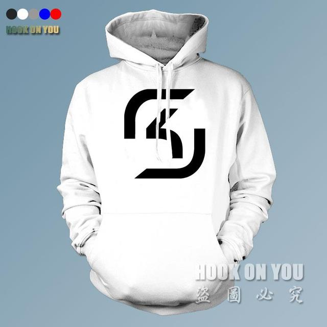 LOL CSGO CS Game Team SK GAMING Hoodies sweatshirts fleece men women gaming clothing coat
