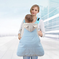 2018 Winter Baby Backpack Carrier Cover Autumn Cloak Warm Cover Carrier Cover Baby Polar Cover For Baby Children's carrying case