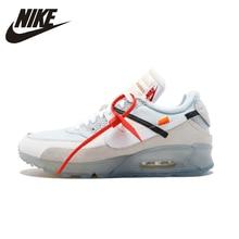 NIKE AIR MAX 90 OW chaussures de course pour hommes originales chaussures de stabilité respirante baskets Super légères pour hommes chaussures