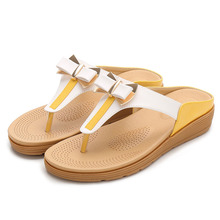 2019 New Patchwork Women Sandals Peep Toe Summer Shoes Woman Leather Flat Sandals Casual Shoes Woman Sandals Zapatos Mujer muyang mie mie women sandals 2018 new summer shoes woman genuine leather flat sandals fashion casual sandals women