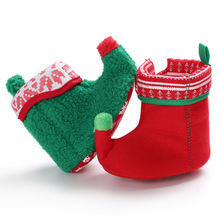 Christmas baby baby girl socks foot clothes set shoes bodysuit dress kid newborn festival outfits carters infant boy hats