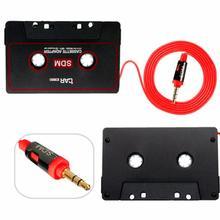 Wookyars 3,5 мм автомобиля кассеты адаптер автомобильное аудио-радио разъем авто кассета адаптер для автомобиля компакт-дисков Автомобильный MP3-плеер