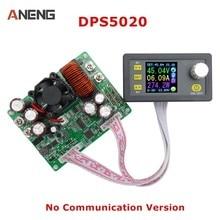 купить DPS5020 Constant Voltage Current Step-Down Communication Digital Power Supply Voltage Converter LCD Voltmeter 50V 20A дешево
