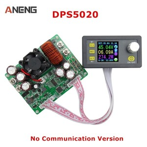 DPS5020 Constant Voltage Current Step-Down Communication Digital Power Supply Voltage Converter LCD Voltmeter 50V 20A(China)