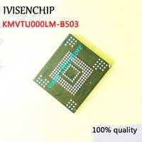 2-10pcs para samsung note2 n7100 EMMC NAND de memória Flash com firmware KMVTU000LM-B503