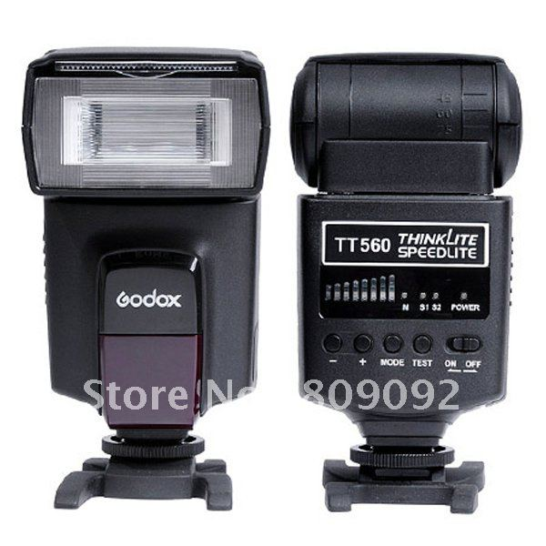 Godox TT560 Camera Electronic Flash Speedlite вспышка для фотокамеры godox tt560 speedlite dslr