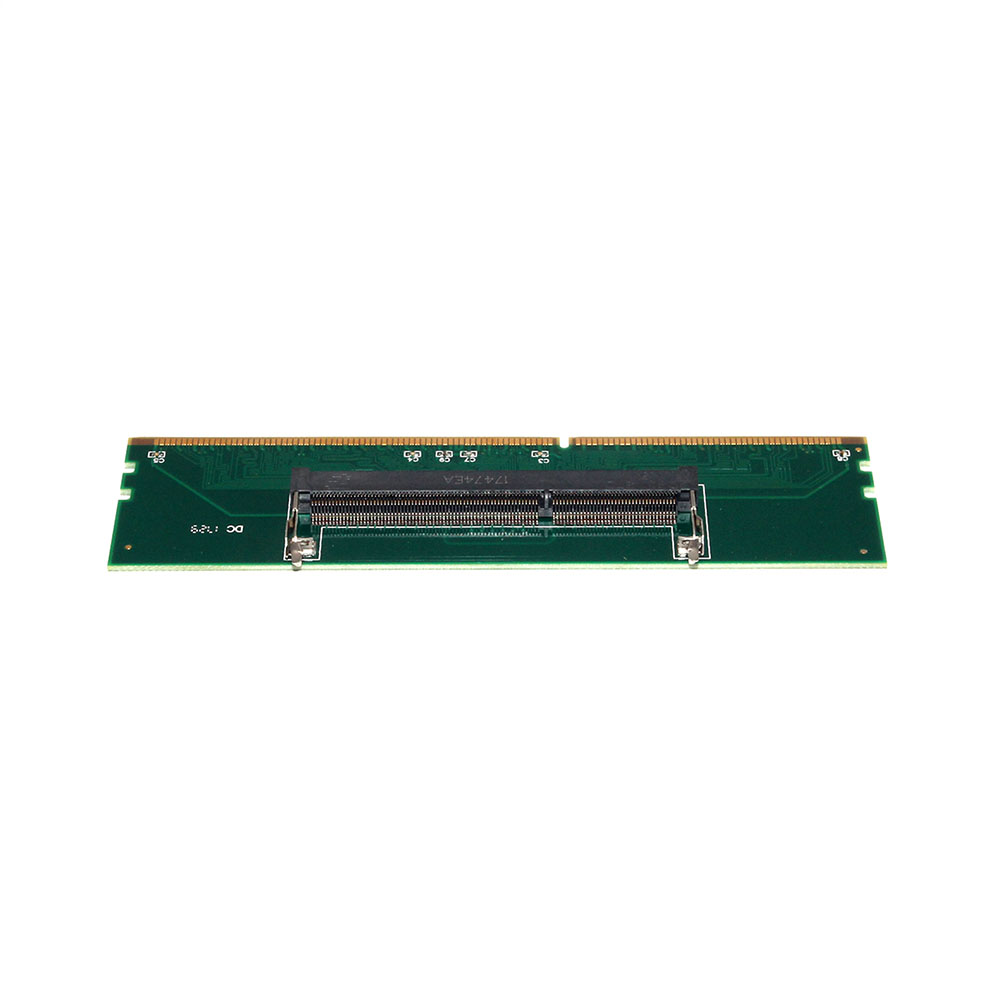 New DDR3 Laptop SO-DIMM To Desktop DIMM Memory RAM Connector Adapter 240 To 204P EM88