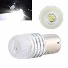цена на Super Bright White 1156 BA15S P21W Q5 LED Car Bulb Reverse Light DC 12V Hot