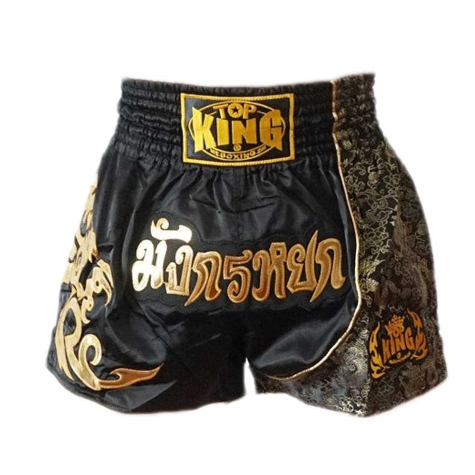 Suotf Olahraga Tinju Pelatihan Kebugaran Celana Pendek Pria Tiger Muay Thai Celana Pendek Mma Celana Muay Thai Pakaian MMA Melawan celana Pendek