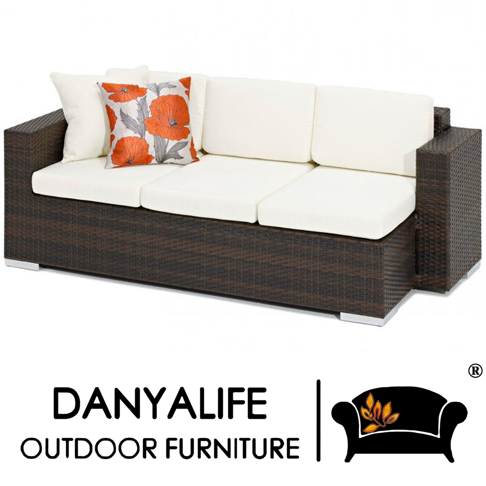 DYSF D6701 Danyalife 5 Stars Hotel Outdoor Poly Rattan Furniture In Garden  Sofas From Furniture On Aliexpress.com | Alibaba Group