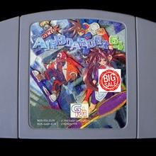 64 Bit Games ** Airboarder 64 ( English PAL Version!! )