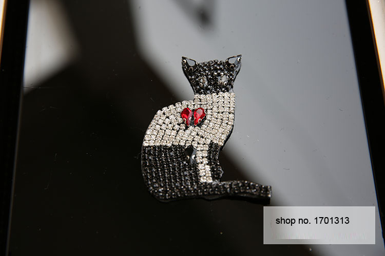 1pc 3d handmade rhinestone beaded patches for clothing star cat snake insect embroidery parche Decorative patch applique sequins in Patches from Home Garden
