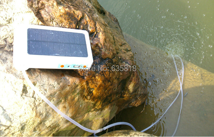 Popular solar fish pond aerators buy cheap solar fish pond for Fish pond aerator