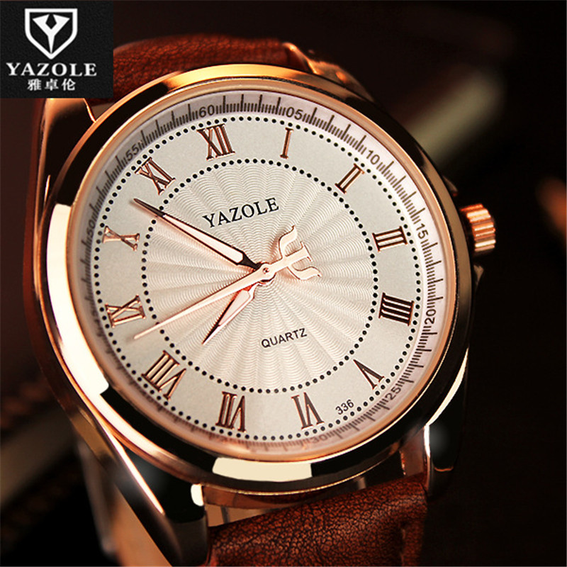 YAZOLE Watches Men Quartz Watch Female Male Wristwatches Quartz-Watch Relogio Masculino Feminino Montre Femme Christmas Gift C92