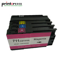einkshop 711 XL Compatible Ink Cartridge Replacement For HP 711XL DesignJet T120 T520 Printer