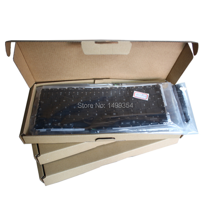 "Laptop Parts Swiss Switzerland Keyboard For Macbook Air 11 inch"" A1465 MD223 MD224 MD711 MD712 inch"