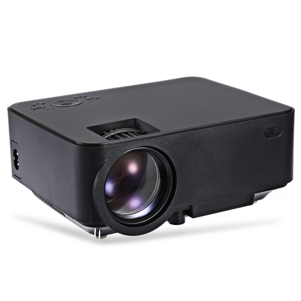 Original RUISHIDA M1 LCD Projector Bluetooth 4 0 Wifi Full HD 1500 Lumen Projector For Home
