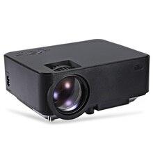 Оригинальный ruishida M1 ЖК-дисплей проектор Bluetooth 4.0 Wi-Fi Full HD 1500 люмен проектор для домашнего офиса образования