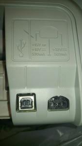 Image 3 - 0957 2119 32V563MA 15V533MA AC DC Power Adapter für HP deskjet f380 1368 Drucker Netzteil