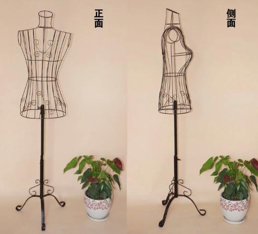 New Wire Mannequin Dress Form Mannequin Boutique Clothing Decor ...