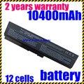 Jigu bateria do portátil para toshiba portege m819 m820 m821 m822 m830 M900 T130 T131 Satellite A660 A660D A665 A665D C640 C640D C645D