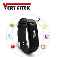 VF50 Bluetooth Smartband Blood Pressure Monitor Heart Rate Monitor Wristband Waterproof IP67 Smart Bracelet Wearable 0