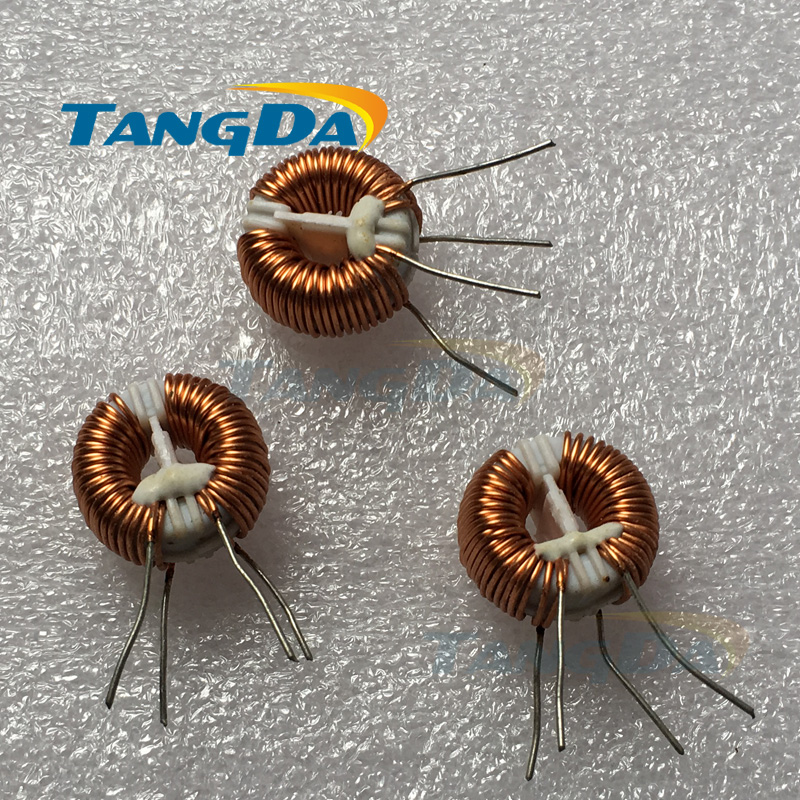 Inductors 22mm 3MH 0.7 line noise filter common mode inductor filter inductance loop common white shell A.