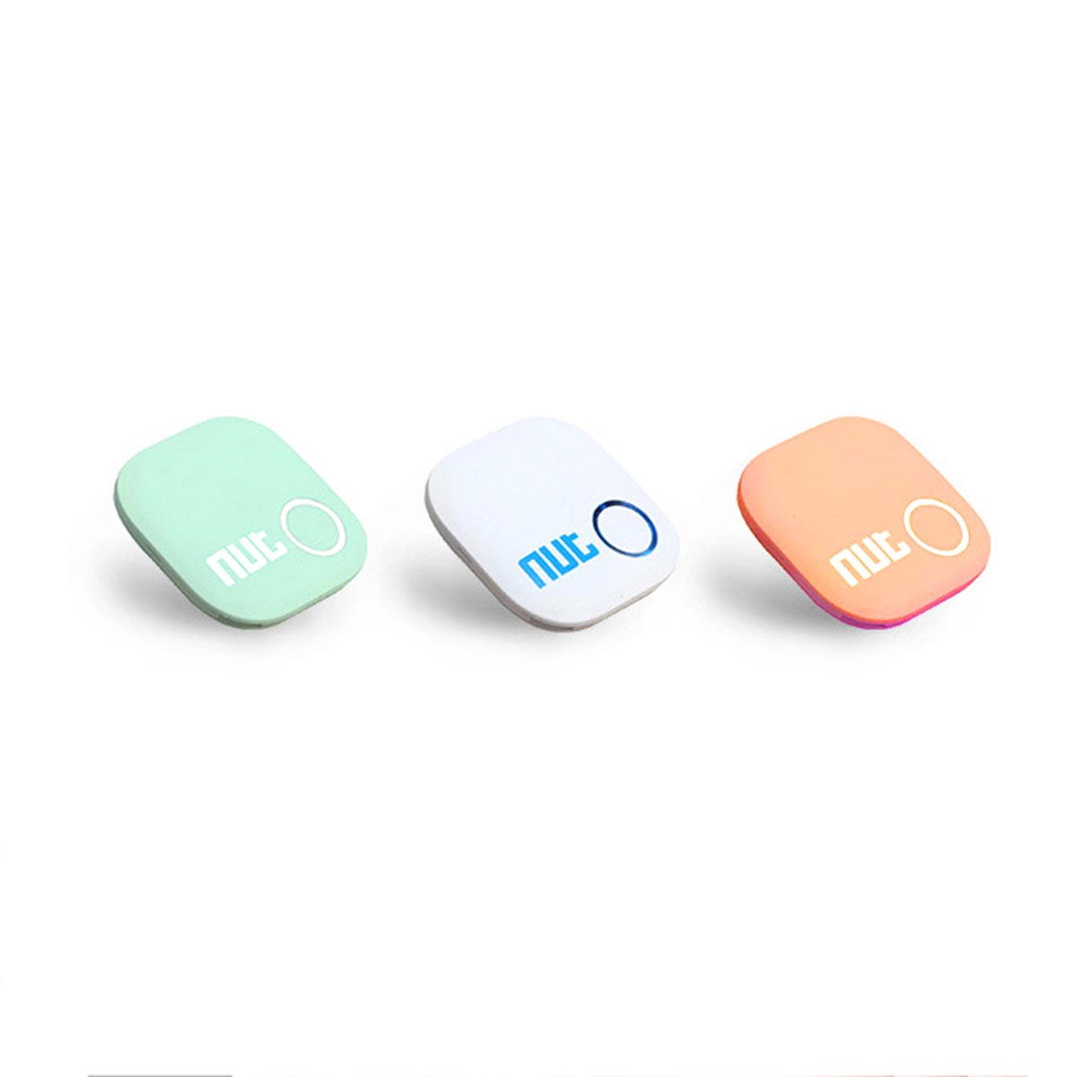 100% Wahr Mutter 2 Schlüssel Finder Smart Bluetooth Wireless Gps Locator Nut2 Anti-verloren Tracker Sensor Alarm Detektor Für Kind Fahrrad Pet Um Eine Reibungslose üBertragung Zu GewäHrleisten