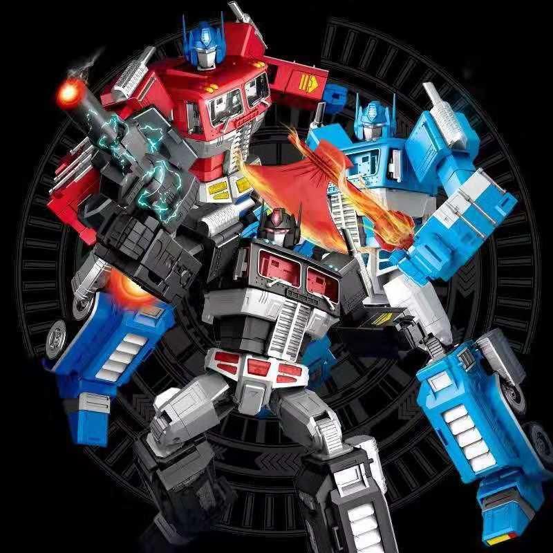 32 cm YX MP10 MPP10 métal modèle Transformation G1 Robot jouet alliage MP-10 Commander moulé sous pression Collection figurine d'action pour enfants cadeau