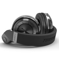 Bluedio T2 Bluetooth Stereo Headphone Wireless Folding Headphones Built In Mic BT4 1 Powerful Bass Over