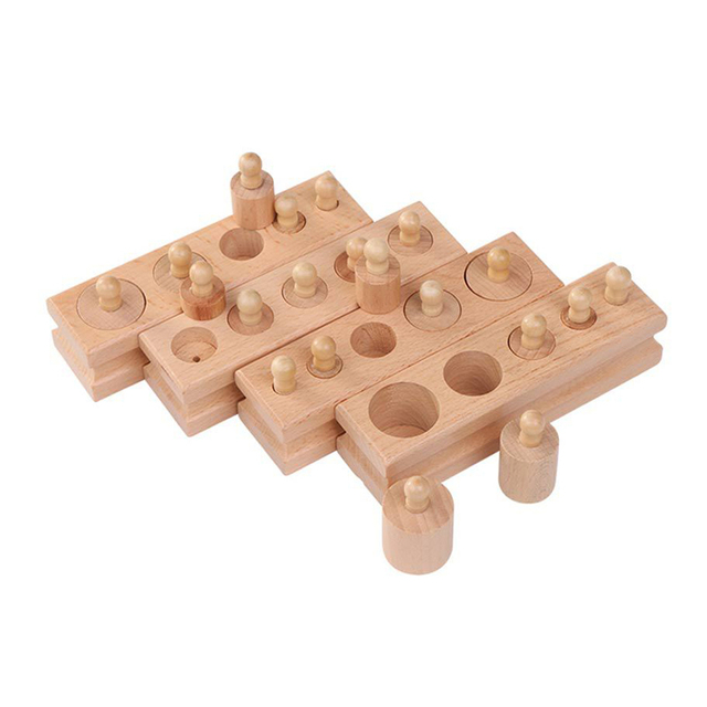 Cylinder Socket Blocks