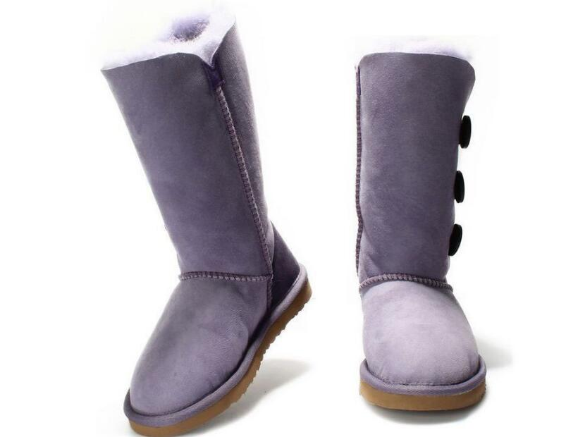 Australia women snow boots woo keep warm in winter  high tube 2017 sales of the most popular hot winter boots women ug australia boots women slip warm women s boots in the snow size 34 44