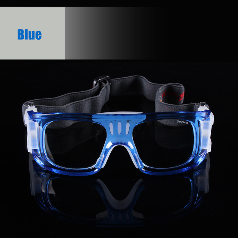 49d8f16148f4 Prescription Basketball football Glasses Sports eye protective goggles men  women Prescription PC Lens Eyewear XA095-in Cycling Eyewear from Sports ...
