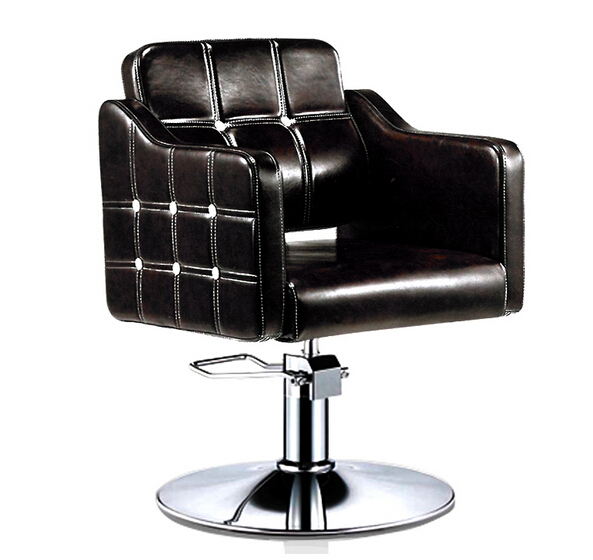 Купить с кэшбэком Hair salons haircut chair. Upscale barber chair. Hairdressing chair lift hydraulic chairs down