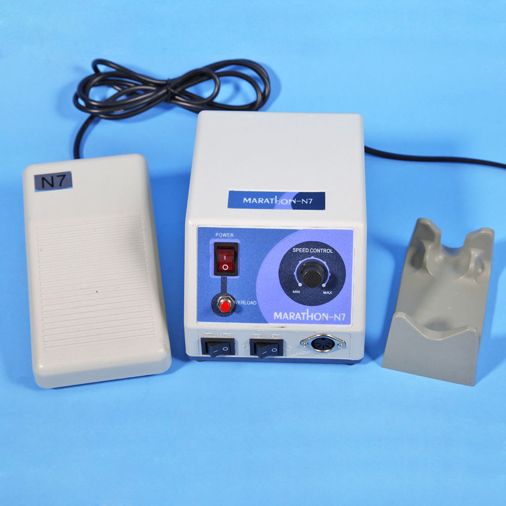 Image 2 - Dental Lab MARATHON Micro Motor Polishing Unit Machine N7 110V/220V free shipping-in Teeth Whitening from Beauty & Health