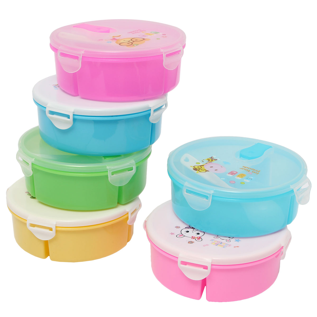 Top-Quality-Portable-Healthy-Round-Lunch-Box-Bento-Meal-Boxes-Baby-Food-Container-Japanese-Cartoon-Dinnerware Ways To Get Rid Of The Person Who Can Never Stop Eating Humor & Satire