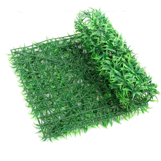 40*60cm Artificial Plants Lawn Turf Planta Artificial Grass Lawns Carpet  Sod Garden Decor House