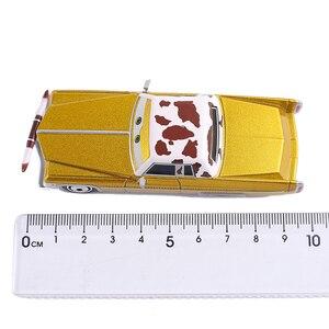 Image 5 - Samochody disney pixar 3 samochody 2 Tex Dinoco Metal odlewana zabawka samochód 1:55 zygzak mcqueen luźne Brand New w magazynie bezpłatna wysyłka