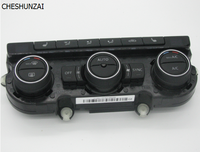 Vw Oem Climatronic Air Condition Interruttore Sul Pannello Di Controllo Ac Riscaldamento Sedile Per Vw New