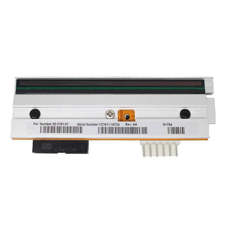 PHD20 2181 01 Печатающая головка 203 точек/дюйм для Datamax I 4212 принтер для печати штрих кодов головы, Высококачественная печать в термобумаге