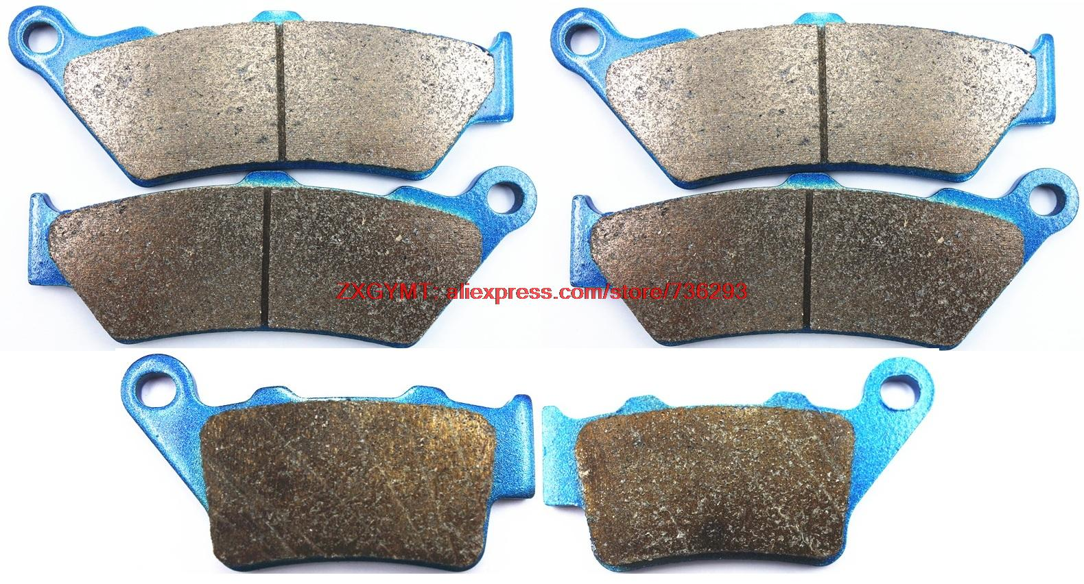 ФОТО Sinter Motorcycle Disc Brake Pads Set fit BMW F800 F800GS F 800 GS 2013 & up