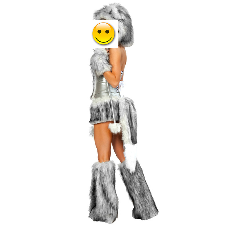 Sexy Wolf Girl Costume Sexy wolf Costumes Halloween Furry Costumes for women Animal Costume Cosplay on Aliexpress.com | Alibaba Group  sc 1 st  AliExpress.com : wolf girl costumes  - Germanpascual.Com