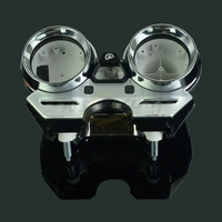 Motorcycle Speed Meter Clock Instrument Case Gauges Odometer Tachometer Housing Box Cover For Yamaha XJR1300 XJR 1300 2003 2008
