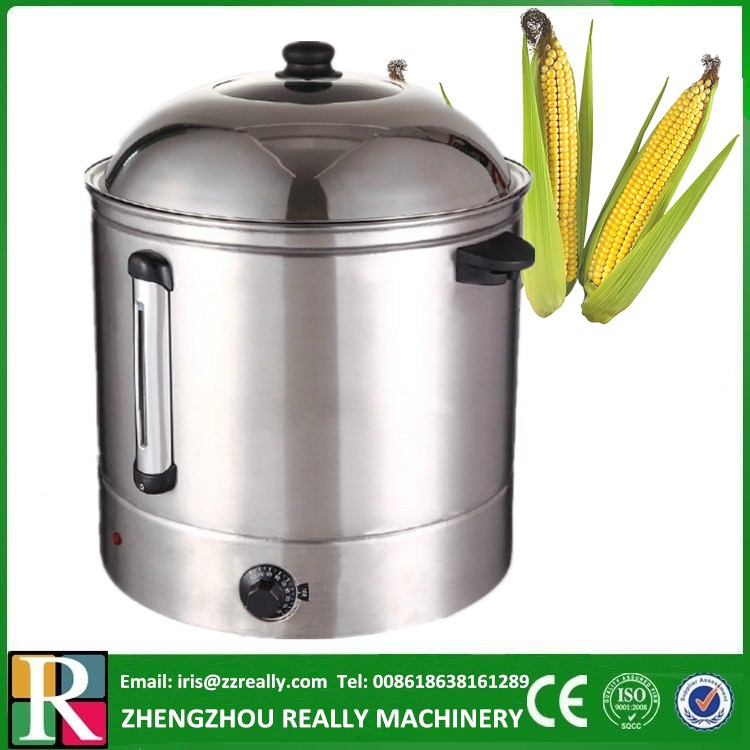 Stainless Steel Electric Vegetable Steamer ~ Electric l commercial food grade stainless steel