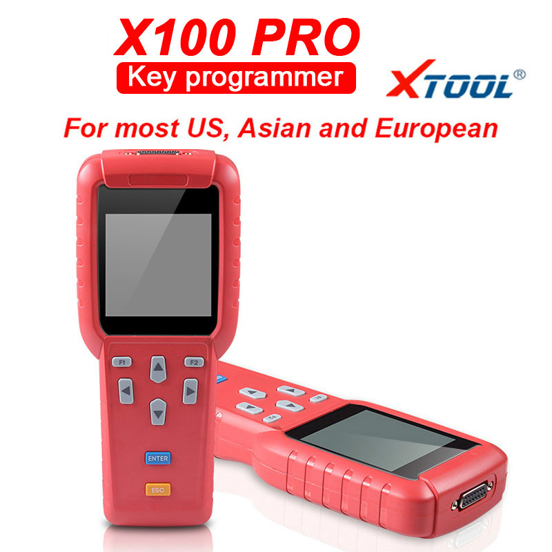 Xtool x100 Updated Version x100 plus Programmer X 100 Key Programmer Update Online X100 PRO Auto Key Programmer